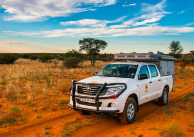 Botswana Camping 4WD Self Drive
