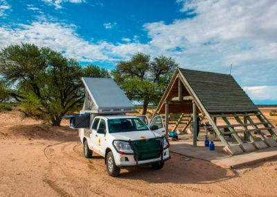Botswana Camping 4x4 Self Drive