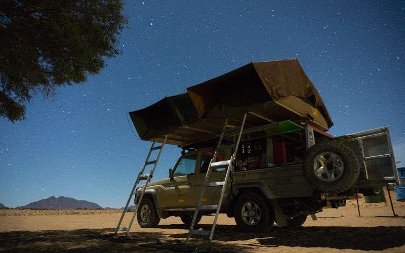 Namibia Self Drive Safari Destination Guide   4x4 Rentals