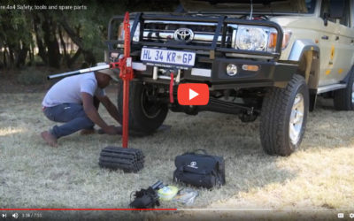 How to use a high-lift jack
