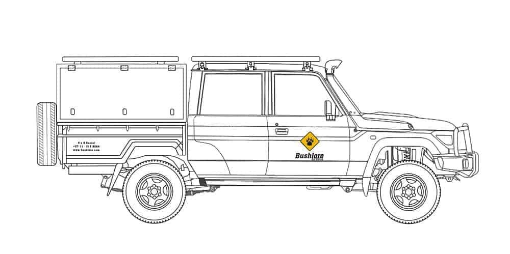 4x4 vehicles