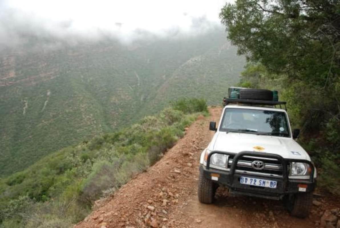 Bushlore Namibia 4x4 Self Drive Vehicle Rental